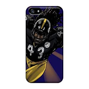 New Style LxV17724adam Pittsburgh Steelers Compatible With Diy For Iphone 6 Case Cover Protection Cases