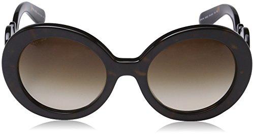 Marrón Sol PR27NS para Mujer Gafas de Prada Havana Brown dYgxOnFY
