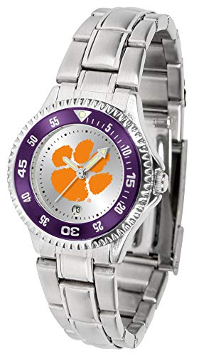 (Clemson Tigers - Competitor Ladies Steel)