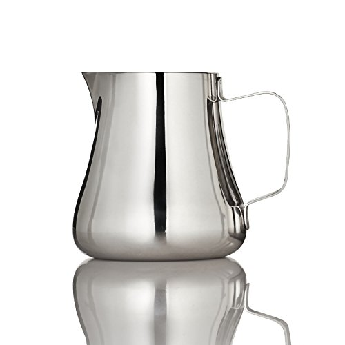 - Espro 2012 Troid Frothing Pitcher, 12 oz, Stainless Steel