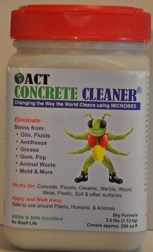 ACT CC 2 5lb Concrete Cleaner