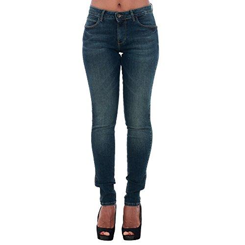 Mujer Rsvl Guess Jeans Denim W63aj2d1lb2 Blu 6wtwqRx4U