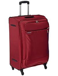 American Tourister R95-79 Maleta, Unisex, color Rojo, 79/29