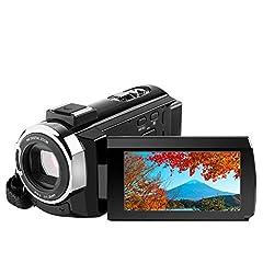 4K Camcorder Video