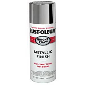 coat metallic color spray aluminum 11 ounce spray paints amazon. Black Bedroom Furniture Sets. Home Design Ideas