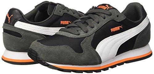 Puma St Camino Nl Jr Zapatillas de Running, Color Blanco y Negro, 5 Unidades