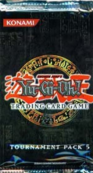 Yu-Gi-Oh Cards - Tournament Pack ( 5th Season ) by Tournament Pack 5