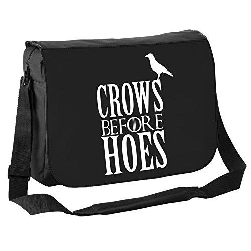Art Hustle Crows Before zappatrici Classic-Borsa a tracolla