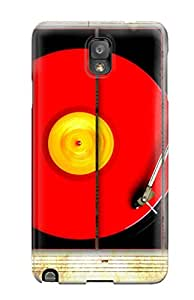 Galaxy Note 3 Dj Music People Music Print High Quality Tpu Gel Frame Case Cover