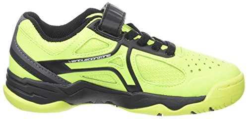 schwarz Chaussures Kempa Caution Wing fluo Garçon Gelb Handball De Junior anthra Multicolore wwBPCxqZ
