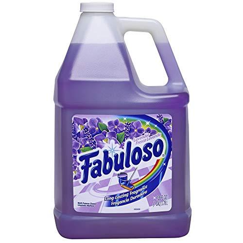 Palmolive Colgate Cleaner (Fabuloso Lavender Multi Purpose Cleaner, 128 Fluid Ounce -- 4 per case.)