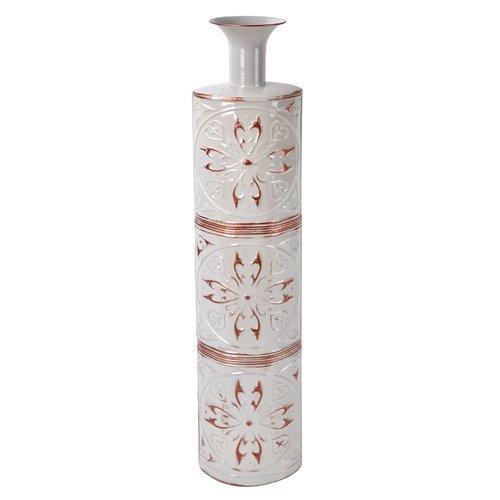 Jeco Inc. Metal Floor Vase