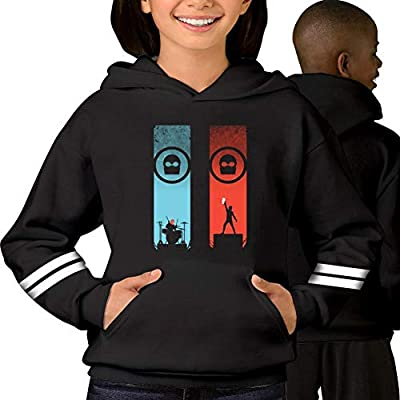 Three Weeks for Pilots Youth Hoodie Sweater Jacket Pullover