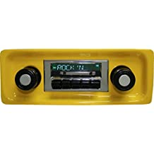 1967-1972 Chevrolet Truck 300 watt Slidebar AM FM Car Stereo/Radio with iPod Docking Cable