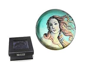 Amazon.com: Botticelli Birth of Venus Glass Paperweight
