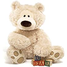 Gund Philbin Teddy Bear Stuffed Animal,
