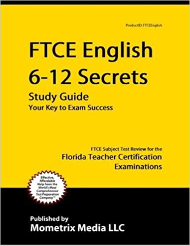 FTCE English 6-12 Secrets Study Guide: FTCE Test Review for the ...