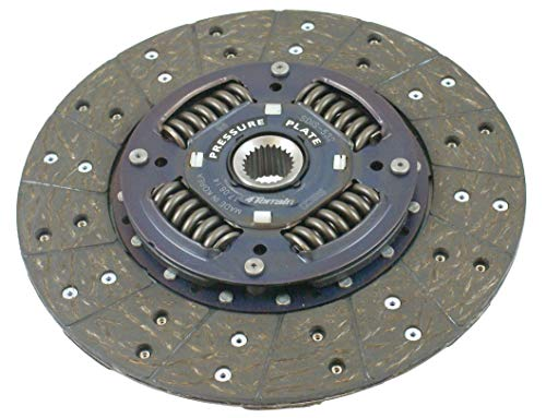 4Terrain Ultimate Premium Clutch Kit | ER2 Heavy Duty Cover Assembly | Dual Friction Clutch Plate | Release bearing | Solid Mass Flywheel | Clutch Alignment ...