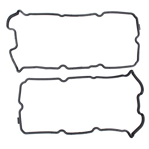 NewYall Set of 2 Left & Right Engine Valve Cover Gasket (2003 Nissan Maxima Valve Cover Gasket Replacement)