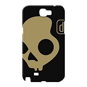 samsung note 2 covers protection PC Hd cell phone covers skullcandy