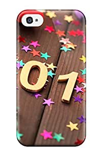 TYH - Best 7947595K75345682 Premium New Year 2015 Heavy-duty Protection Case For Iphone 6 plus 5.5 phone case