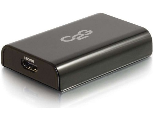 C2G/Cables to Go 30562 USB 3.0 to HDMI Audio/Video Adapter - External Video Card