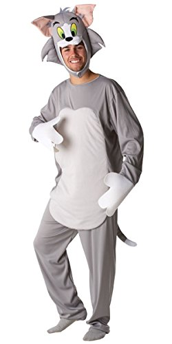 Tom and Jerry - Tom - Adult Fancy Dress Costume]()