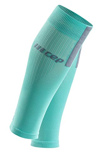 CEP Women's Compression Run Sleeves Calf Sleeves 3.0, Ice/Grey II by CEP (Image #1)