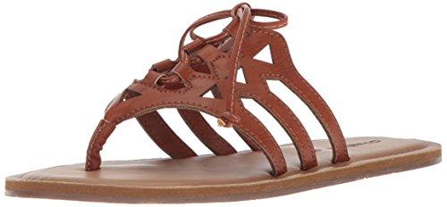 O'Neill Women's Sarafina Sandals Flip-Flop Tan EytVoRJae