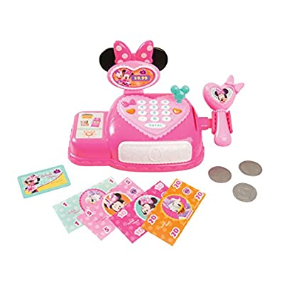 Just Play Minnie Bow Tique Cash Register: Toys & Games