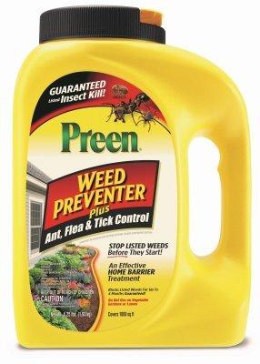 Preen Garden Weed Preventer (Preen Weed Preventer 4.5 LB)