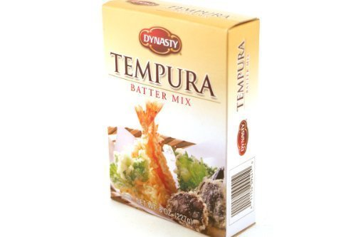 Tempura Batter Mix - 8oz (Pack of 3) by Dynasty