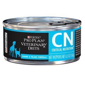Purina Pro Plan Veterinary Diets CN Critical Nutrition Formula Canned Dog & Cat Food 24/5.5 oz by Purina Pro Plan Veterinary Diets by Purina Pro Plan