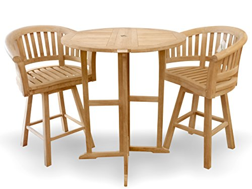 - Windsor's Genuine Grade A Teak Nassau 39