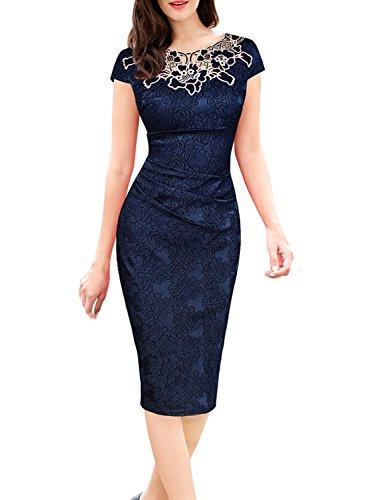 Buy below the knee dresses for wedding - 6