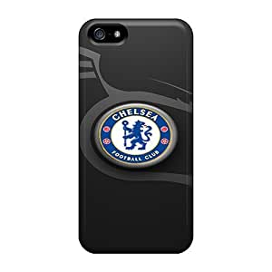 Durable Cases For The Iphone 5/5s- Eco-friendly Retail Packaging(chelsea Fc)