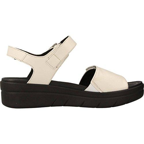 Sandalias y chanclas para mujer, color Blanco , marca STONEFLY, modelo Sandalias Y Chanclas Para Mujer STONEFLY AQUA III 2 Blanco Blanco