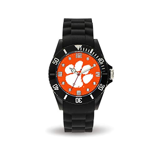 (Rico Industries NCAA Clemson Tigers Spirit Watch)