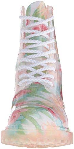 Skittentøy Ved Chinese Laundry Kvinners Roadie Regn Støvel Hvit