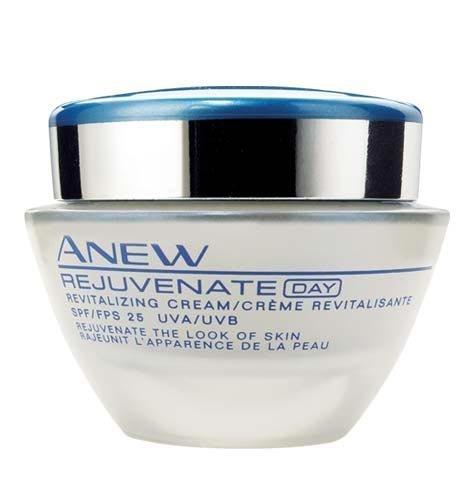 Avon Anew Rejuvenate Day Revitalizing Cream SPF 25 1.7oz./50ml