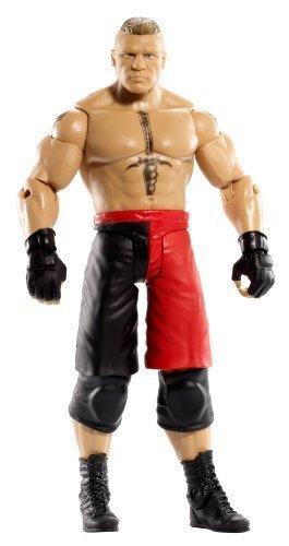 WWE Best of 2013 Brock Lesnar Figure by Mattel [parallel import goods]