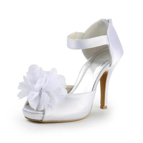 Wedding Jia Per Bianche Da Sposa 85562 Le Scarpe 85562 Sposa Donne Opdgwpq for   cfedc0