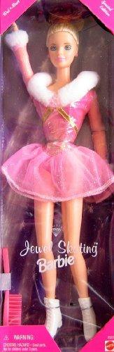 Barbie Jewel Skating Doll - Wal Mart Special Edition - Skating Special Edition