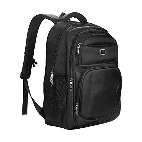 Laptop Backpack, Water-resistent Business Loop Backpack, 17 Inch Backpack