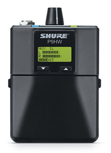 Shure P9HW Wired Body Pack