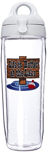 Tervis Water Bottle, Life is Better at The Lake by Tervis