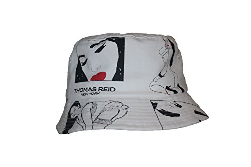 Rare Vintage Hat - Rare Vintage Fishing Bucket Hat 90s Deadstock B Boy Hip Hop Hipster Retro Comic Contemporary Pop Art