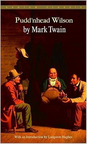 Pudd Nhead Wilson Bantam Classics Kindle Edition By Twain Mark Literature Fiction Kindle Ebooks Amazon Com