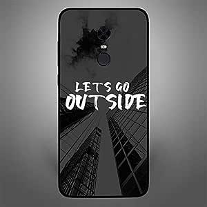 Xiaomi Redmi Note 5 Lets Go Outside