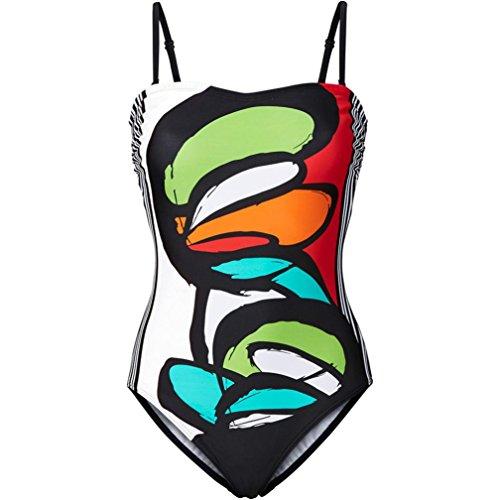 One scollato Piece Set bagno Costumi Beachwear Monokini spiaggia Bikini Hiroo Vintage Donna da Costume reggiseno Coordinati Pizzo mare da bagno costume da balneare Sportivi Elegante xwnA8wX1Yq